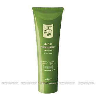 Bielita - Lift Olive Маска для лица подтягивающая (на зеленой и белой глине) 100ml, фото 2