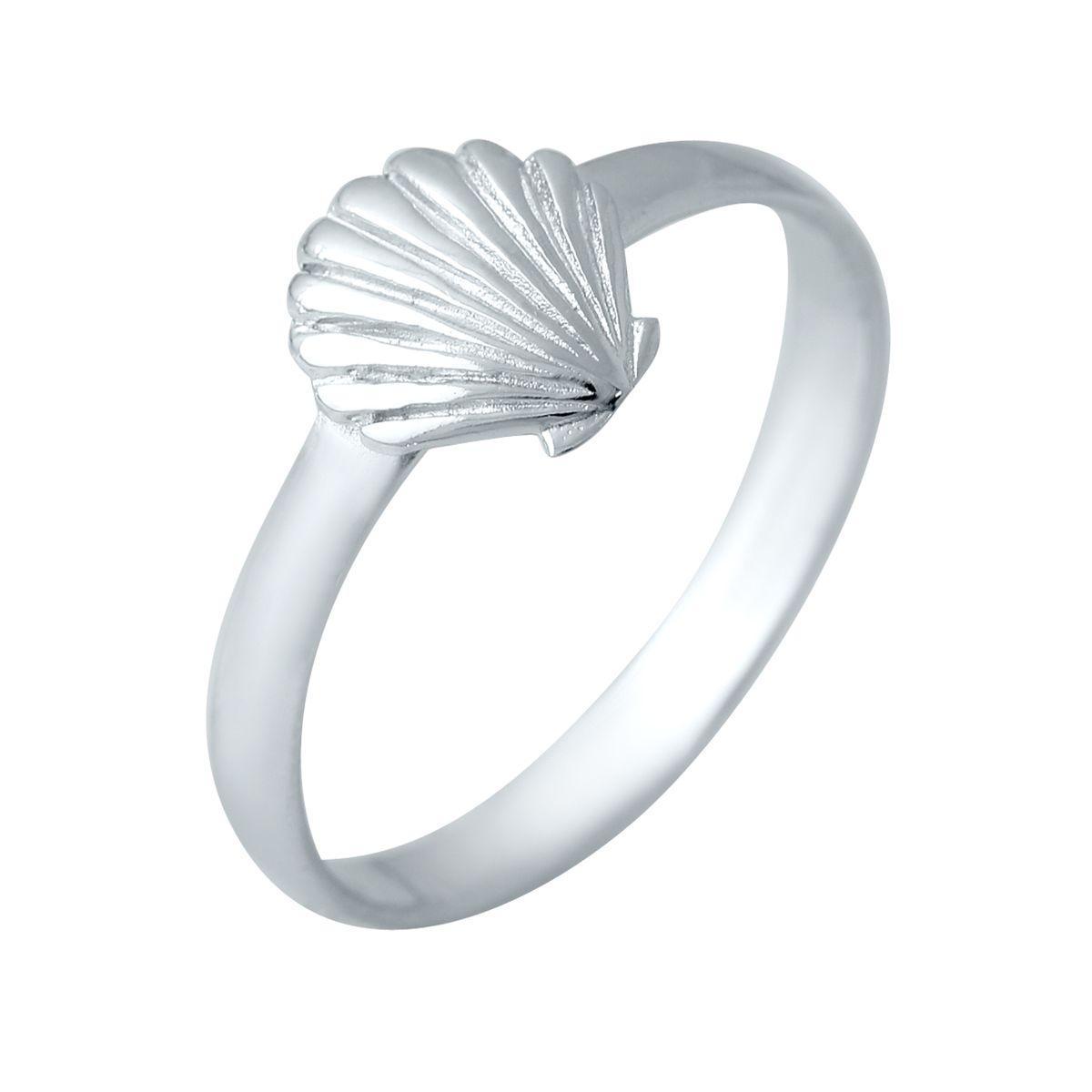 Серебряное кольцо DreamJewelry без камней (2038627) 17.5 размер