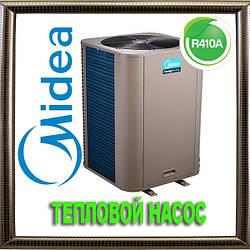 Тепловой насос Midea M-Thermal RSJ-120/ZN1-540V1 воздух-вода фреон R410а