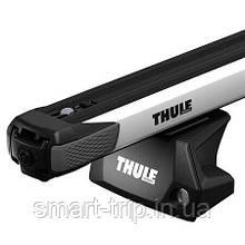 Багажник (комплект) Thule Evo SlideBar Flush Rail 7106 для авто с интегрированными рейлингами 7106-89X-KIT