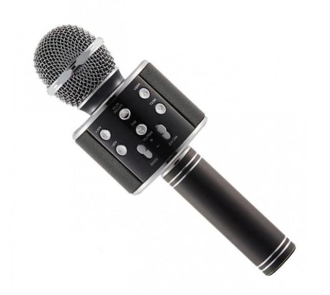 Мікрофон YS-858 | Портативний мікрофон | Караоке