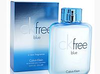 Calvin Klein Free Blue EDT 100 ml (лиц.)