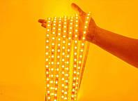 Светодиодная лента Led 5050 желтый цвет