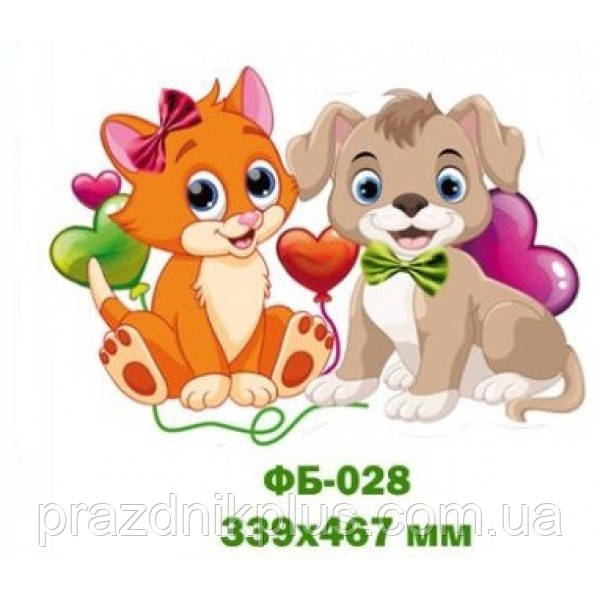 Весенний детский плакат ФБ-028