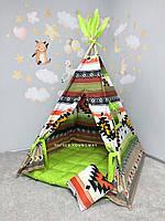 Вигвам детская игровая палатка «Юный индеец»