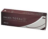 Однодневные контактные линзы Dailies Total1 1уп(30шт)