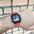 Мужские наручные часы черные Skmei спортивные электронные. Годинник чоловічий, фото 2