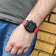 Мужские наручные часы черные Skmei спортивные электронные. Годинник чоловічий, фото 3