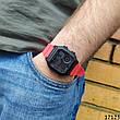 Мужские наручные часы черные Skmei спортивные электронные. Годинник чоловічий, фото 4