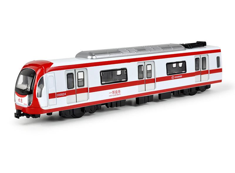 Поезд MS1525N (Красный)
