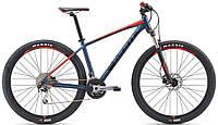 """Горный велосипед Giant Talon 2 GE 29"""", серо-синий L (GT)"""