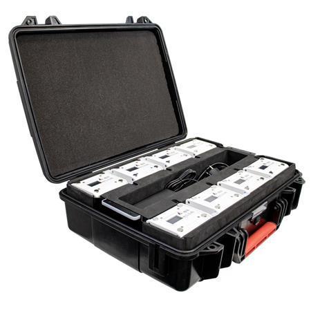 Набор из 8 источников питания с корпусом и аксессуарами Astera 8x PowerStation Set with Case (FP5-PS-SET)