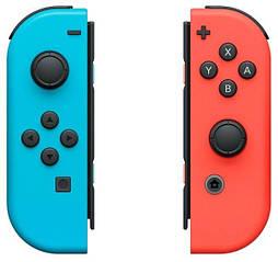 Геймпад Nintendo Joy-Con ( Червоний/Синій)