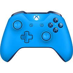 Безпровідний геймпад (джойстик) Xbox ( Блакитний/Синій)