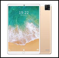 Планшет G701 Android 9.1 10,1 дюймовий , 4-х ядерний золотий