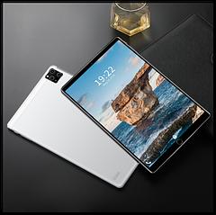 Планшет G701 Android 9.1 10,1 дюймовий , 4-х ядерний срібло