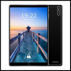 Планшет M102 Android 9.1 10,1 дюймовий екран , 4-х ядерний процесор чорний