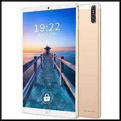Планшет G702 Android 9.1 10,1 дюймовий екран , 4-х ядерний процесор золото