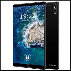 Планшет G702 Android 9.1 10,1 дюймовий екран , 4-х ядерний процесор чорний