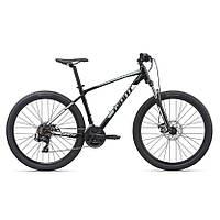 """Горный велосипед для кросс-кантри Giant ATX 3 Disc 27.5-GE Metallic Black/Gray XL 21.1"""" 2020 (GT)"""