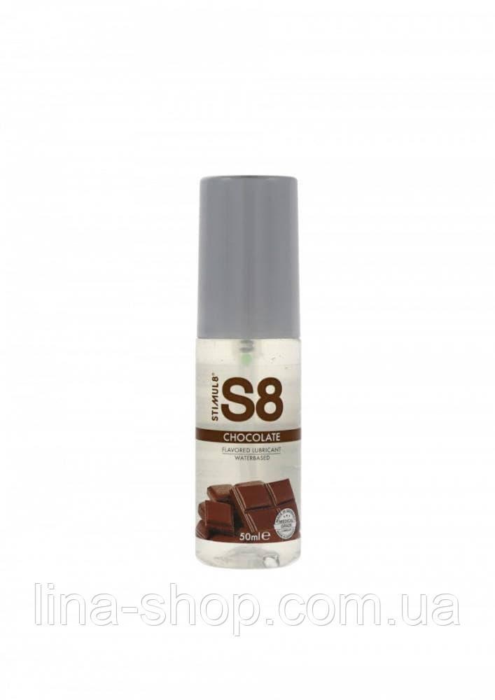 Stimul8 Flavored Lube water based лубрикант, 50мл. (шоколад)