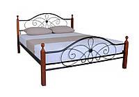 """Кровать """"Фелиция Вуд"""" 140х190 Melbi"""