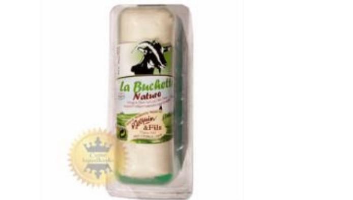 Козий буше с белой плесенью – нежный сыр из  козьего молока с ароматом грибов, 150г