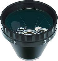 Лінзи трьохдзеркальні контактні