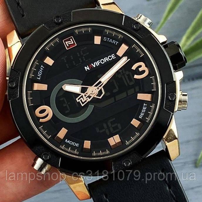 Naviforce NF9097 Black-Cuprum