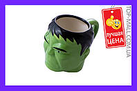 Чашка керамическая Elite - 400  мл Hulk|артикул-EL- KH-022-1