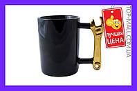 Чашка керамическая Elite - 400  мл ключ|артикул-EL-HH8607