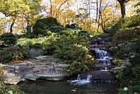 Установка каскадов и водопадов, фото 1