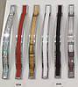 Ручка мебельная Ozkardesler 5234-06/01 ODESSA 192мм Хром-Золото, фото 2