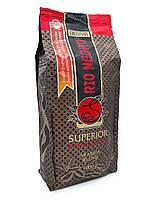 Кофе в зернах RIO NEGRO Superior 90/10 + Сироп в подарок, 1 кг