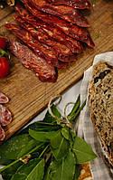 Крафтова сиров'ялена ковбаса Чорізо