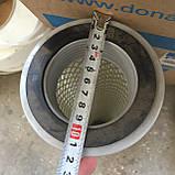 2626958-000-440  CARTRIDGE OPEN/CLOSED ULTRA-WEB SB ANTI-STATIC OD 185 MM X L 500 MM WITH 4 BOLTS, фото 3