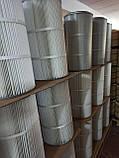 2626958-000-440  CARTRIDGE OPEN/CLOSED ULTRA-WEB SB ANTI-STATIC OD 185 MM X L 500 MM WITH 4 BOLTS, фото 6