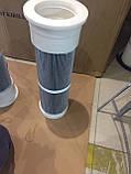 2626958-000-440  CARTRIDGE OPEN/CLOSED ULTRA-WEB SB ANTI-STATIC OD 185 MM X L 500 MM WITH 4 BOLTS, фото 8