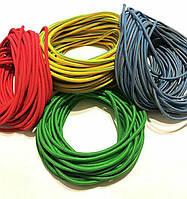 Борцовская резина жгут цветная д.8-12мм