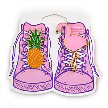 Набор аксессуаров для шнурков YES Sweet Разноцветный (555832)