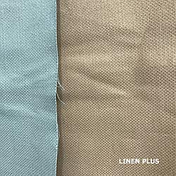 Бежевая льняная ткань, LINEN PLUS, 61% лен, 39% хлопок, Плотность 480 г/м2(1880-1/598Х)