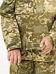Детский военный костюм для мальчиков Киборгт камуфляж Пиксель, фото 6