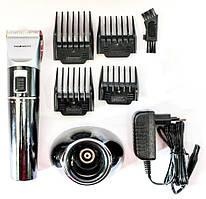 Профессиональная аккумуляторная машинка тример для стрижки волос PRO MOTEC PM 362