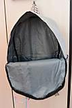 Молодіжний рюкзак стильний місткий, фото 4