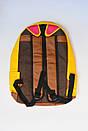 Молодіжний рюкзак стильний місткий, фото 2