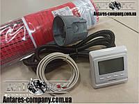 Електрический мат для обогрева FLEX EHM - 175 / 5м / 2.5 м2 / 437.5 Вт комплект с програматором In-Therm E-51
