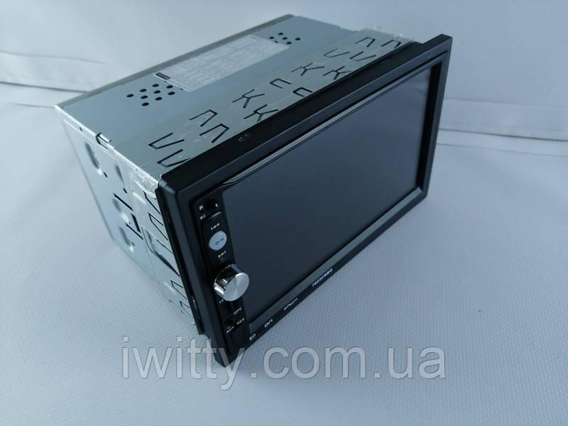 Автомобильная магнитола  Pioneer  7023 GPS CRB / Bluetooth 4.0