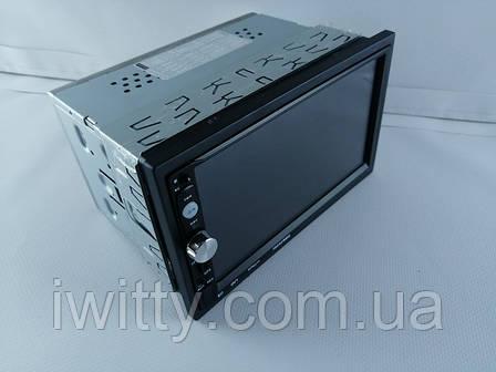 Автомобильная магнитола  Pioneer  7023 GPS CRB / Bluetooth 4.0, фото 2