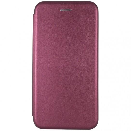 Чехол G-Case для Huawei Nova 5T книжка Ranger Series магнитная Bordo