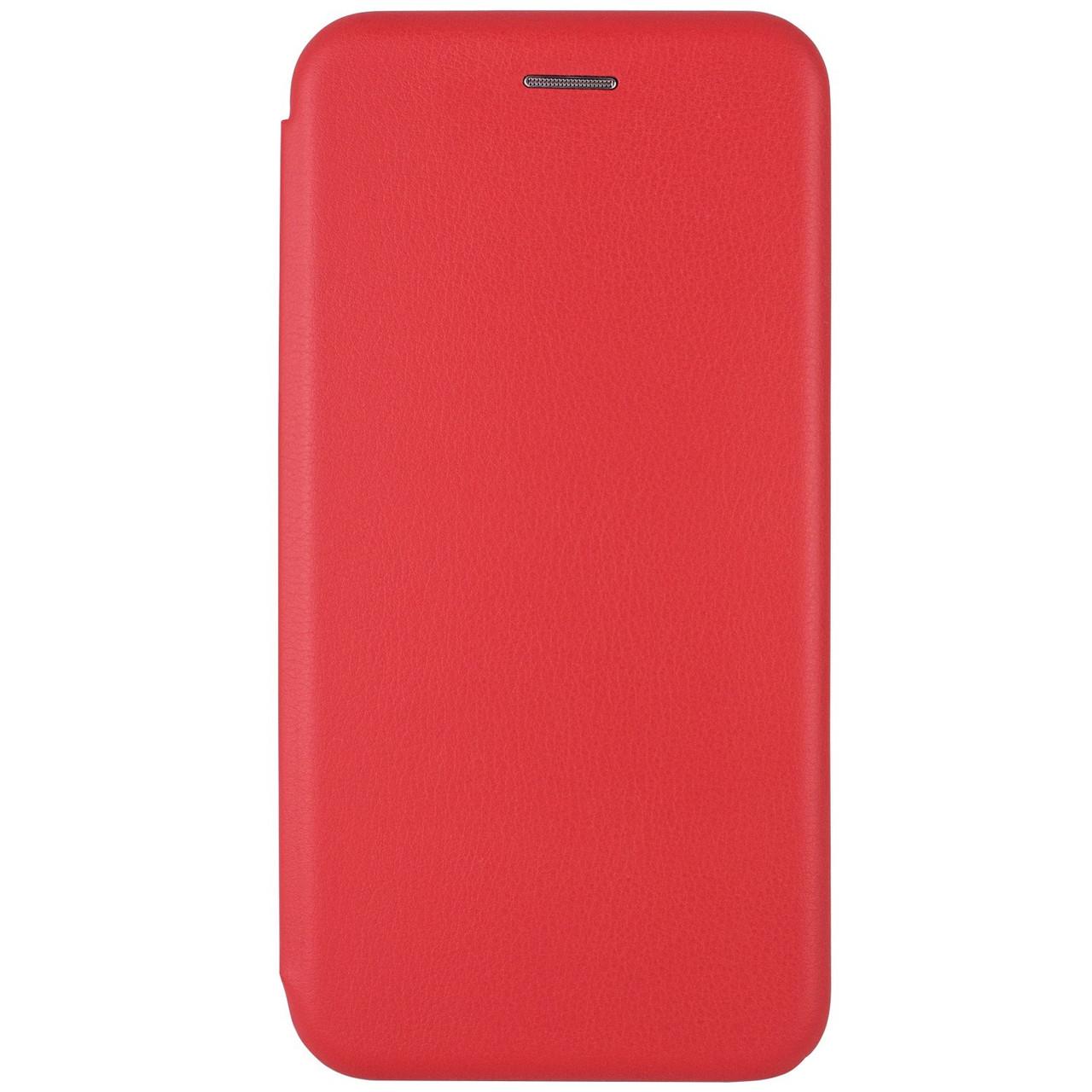 Чехол G-Case для Huawei Nova 5T книжка Ranger Series магнитная Red